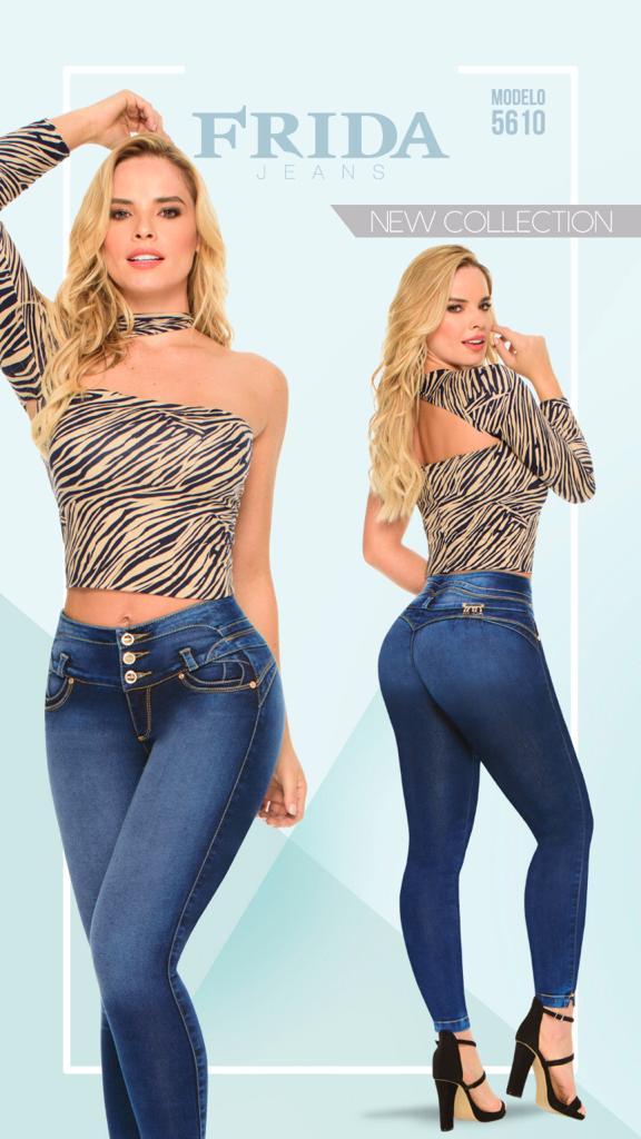 Pantalon Frida Mod 5610 Www Yoco Com Mx
