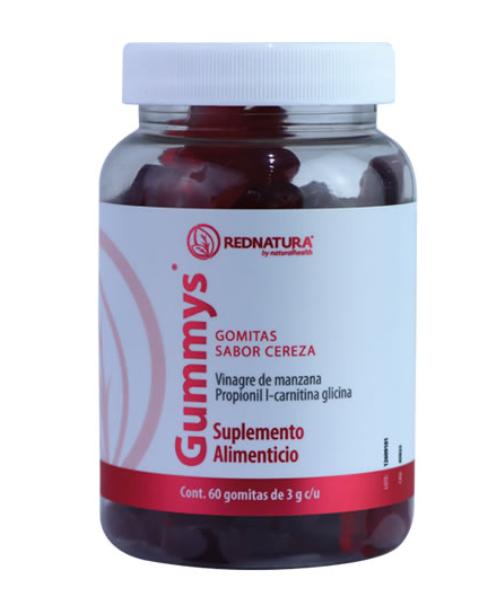 gummys rednatura uruapan
