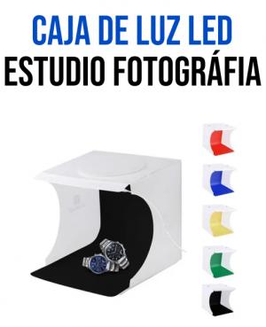 Caja luz led uruapan